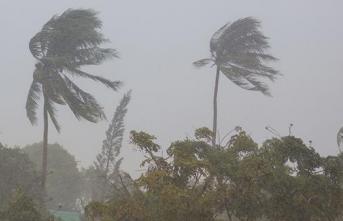 Meteoroloji'den Son Dakika! Fırtına Uyarısı! Saat Vererek Uyardı