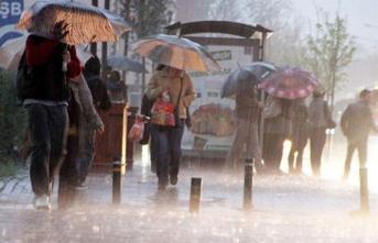 Meteorolojiden son dakika Ege ve Marmara için sağanak uyarısı yapıldı... 15 Mayıs 2019 yurt geneli hava bugün nasıl olacak?