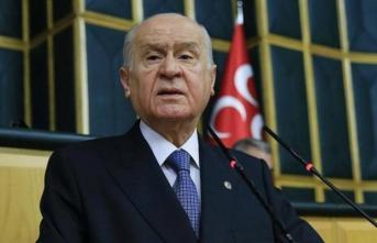 MHP Lideri Bahçeli: Cumhur İttifakı, İhtiyaç Ve Mecburiyettir