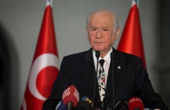 MHP Lideri Devlet Bahçeli'den Flaş Öcalan Açıklaması!