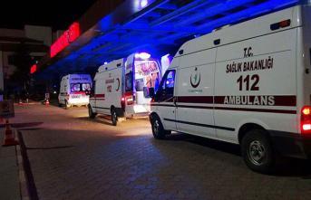 Özel Poliklinikte Çalışan Sağlık Görevlileri, 112 Ekibini Darp Etti