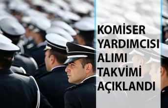 Polis Akademisi Başkanlığı Komiser Yardımcısı Alımı Takvimi Belli Oldu! EGM Komiser Yardımcısı Alım İlanı