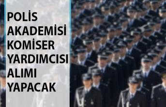 Polis Akademisi Komiser Yardımcısı Alımı Yapacak! 2019 Komiser Yardımcısı Alımı Şartları Neler?