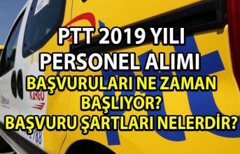 PTT Personel Alımı Başvuruları Başladı mı? 2019 PTT İş Başvurusu Nasıl Yapılır?