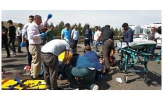 Son Dakika! 1 Mayıs Kutlamasına Giden İşçilerin Olduğu Araç Kaza Yaptı! 5 Ölü ve 14 Yaralı Var...