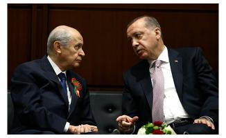 Son Dakika! Bahçeli ve Erdoğan, 'Cumhur İttifakı Dağılıyor' Haberlerine Jet Yanıt Verdi!