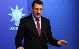 Son Dakika... AK Parti Genel Başkan Yardımcısı Yavuz'dan İstanbul Seçimine Yönelik Flaş Sözler!
