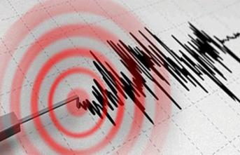 Son dakika deprem haberi! Marmara Denizi'nde deprem meydana geldi
