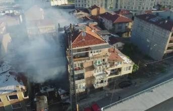 Son dakika Kadıköy Fikirtepe'de korkunç yangın... Ölü ve yaralılar var!
