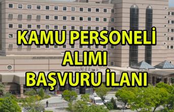 Süleyman Demirel Üniversitesi Kamu Personeli Alım İlanı! 3 Akademik Personel alımı yapılacaktır