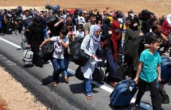 Suriyeliler Ramazan Bayramı Ziyareti İçin Ülkelerine Gitmeye Başladı!