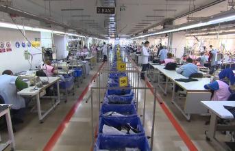 Tekstil ve Hazır Giyim Organize Sanayi Bölgesi'nde 50 tekstil fabrikası kurularak 15 bin personel alımı yapılacak