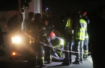 TEM'de Yola Dökülen Gübre Faciaya Yol Açtı! Ölü ve Yaralılar Var