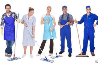 Temizlik personeli alım ilanları! İŞKUR tarafından 2.660 temizlik personel alımı yapılacaktır!