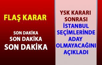 TKP İBB Başkan Adayı Zehra Güner Karaoğlu bir daha ki seçime aday olmayacağını açıkladı