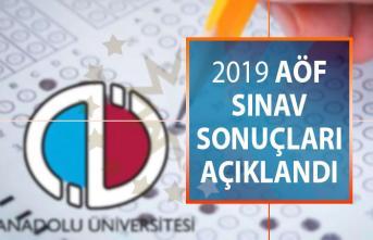 2019 AÖF sonuçları açıklandı! AÖF final sonuçları sorgulama nasıl yapılır?