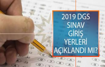 2019 Dikey Geçiş Sınavı (DGS) Giriş Belgeleri Yayımlandı Mı? DGS Sınav Giriş Yeri Sorgulama Ekranı