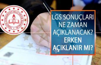 2019 Liselere Geçiş Sınavı (LGS) Sonuçları Ne Zaman Açıklanacak? LGS Sonuçları Erken Açıklanır Mı?