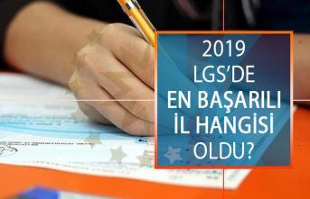 2019 Liselere Geçiş Sınavında (LGS) En Başarılı İl Hangisi Oldu?