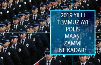 2019 Yıllı Temmuz Ayı Polis Maaşı Zammı Ne Kadar? Nasıl Polis Olunur? Polis Maaşı Ne Kadardır?