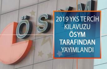 2019 YKS Tercih Kılavuzu ÖSYM Tarafından Yayımlandı!