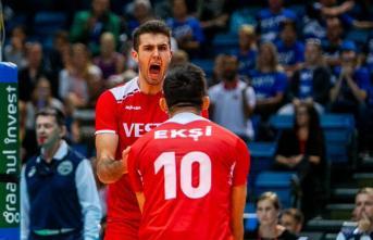 A Milli Erkek Voleybol Takımı 2019 CEV Avrupa Altın Lig Dörtlü Finalinde Şampiyon Oldu!