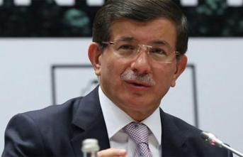 Ahmet Davutoğlu'ndan seçim açıklaması