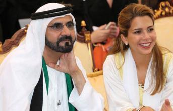BAE Başbakanı Şeyh Muhammed Bin Raşid El Maktum'un Eşi Eşi Almanya'ya Kaçtı