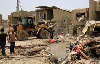 Bağdat'ta Camiye Saldırı Düzenlendi! En Az 10 Ölü, 30 Yaralı Var