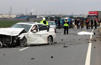 Bayram Tatili Faciaya Dönüştü! 94 Kazada, 36 Kişi Hayatını Kaybetti, 275 Kişi Yaralandı