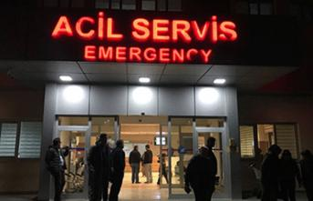 Bursa İnegöl'de Satırlı Ve Bıçaklı Kavga! Çok Sayıda Yaralı Var