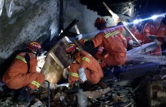 Çin'de 6 büyüklüğünde deprem meydana geldi! Çok sayıda ölü ve yaralı var