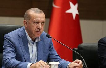 Cumhurbaşkanı Erdoğan'dan İmamoğlu'na: Veri Kopyalama Diye Bir Olayın İçerisine Girdi, Bu FETÖ Sanatıdır