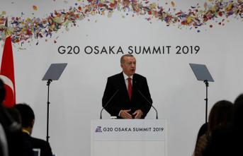 Cumhurbaşkanı Erdoğan'dan S- 400 ve Yaptırım Açıklaması
