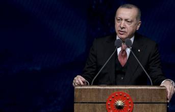 Cumhurbaşkanı Erdoğan: İman Varsa İmkan Da Vardır Diyerek Yolumuzdan Dönmedik