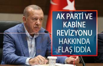 Cumhurbaşkanı Erdoğan'ın Kabine Ve Parti Revizyonunu Tamamlayacağı İddia Edildi!