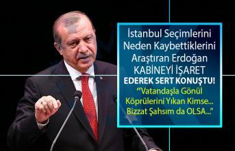 Cumhurbaşkanı Erdoğan'dan kabine değişikliği hakkında flaş açıklamalar!