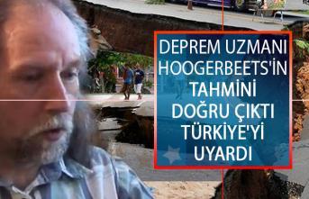 Deprem Uzmanı Frank Hoogerbeets'in Deprem Tahmini Doğru Çıktı! Frank Hoogerbeets Türkiye'yi Uyardı