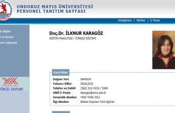 Doç. Dr. İlknur Karagöz Vefat Etti