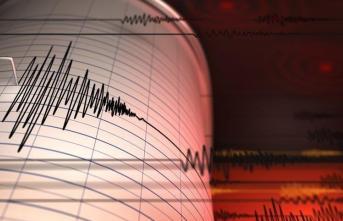 Ege Denizi'nde deprem oldu! AFAD ve Kandilli son depremler...
