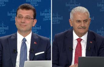 Ekrem İmamoğlu mu? Binali Yıldırım mı? İstanbul seçimi son anket sonuçları!