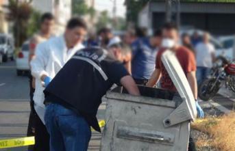 Hatay Antakya'da Acı Olay! Çöp Konteynerinde Yeni Doğmuş Kız Bebeğe Ait Ceset Bulundu