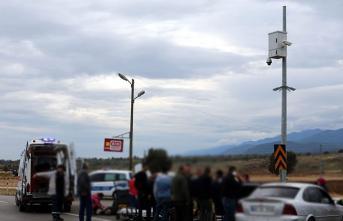 Hatay, Hassa'da Feci Kaza! 1 Ölü, 9 Yaralı