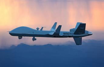 İran, ABD'ye ait insansız hava aracını (İHA) düşürdü!