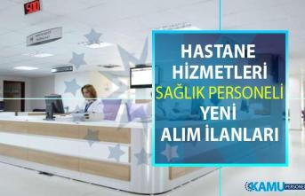 İŞKUR 22 Haziran yeni iş ilanları! İŞKUR hastane personeli alım ilanları iş başvurusu!