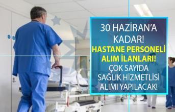 İŞKUR 23 Haziran yeni iş ilanları! İŞKUR hastane personeli alım ilanları iş başvurusu!
