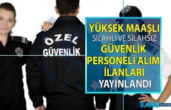 İŞKUR 30 Haziran'a kadar yüksek maaşlı kimlikli 696 güvenlik görevlisi alımı yapacak! İŞKUR 23 Haziran güncel İş İlanları
