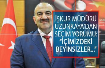 İŞKUR Genel Müdürü Cafer Uzunkaya'dan Seçim Yorumu: İçimizdeki Beyinsizler Yüzünden Sen Bizleri Helak Etme Allah'ım