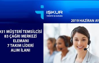 İŞKUR tarafından çağrı merkezine Bin 21 personel alımı yapılacaktır!