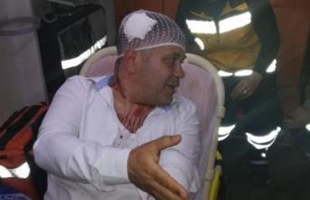 İYİ Parti Bursa Büyükşehir Meclis üyesi ve Grup Başkan Vekili Mehmet Temirtaş'a Saldırı düzenlendi!
